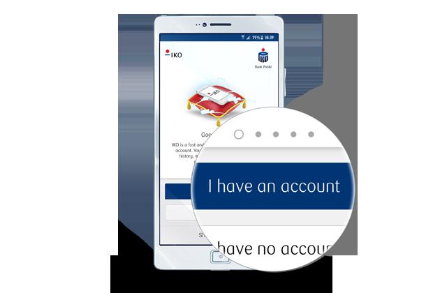 IKO app activation | PKO Bank Polski